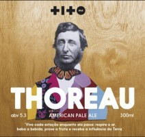 Tito Bier Thoreau 300ml APA