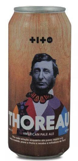 Tito Bier Thoreau APA Lata 473ml