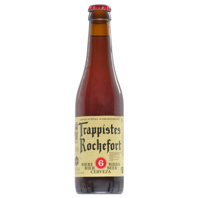 Trappistes Rochefort 6 - 330ml