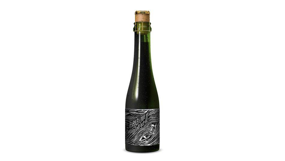 Treze Brazilian wood 375ml Wheat Wine BA