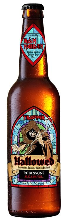 Trooper Hallowed 330ml Belgian Ale
