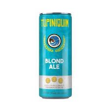 Tupiniquim Blond Ale Lata 350ml