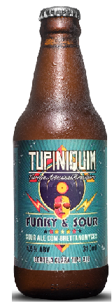 Tupiniquim Funky & Sour 310ml