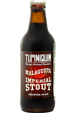 Tupiniquim Malagueta 310ml Imperial Stout