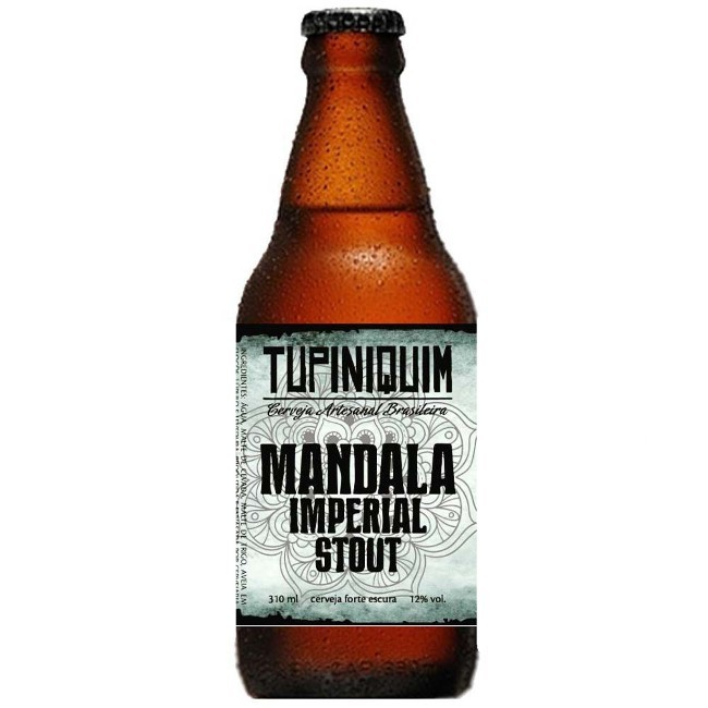 Tupiniquim Mandala 310ml Imperial Stout