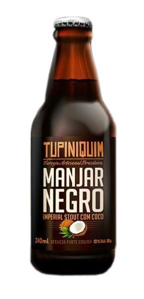 Tupiniquim Manjar Negro 310ml Imperial Stout