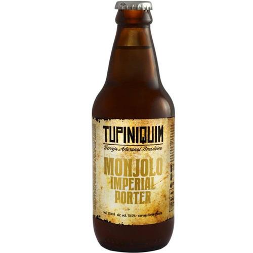 Tupiniquim Monjolo Imperial Porter - 310ml