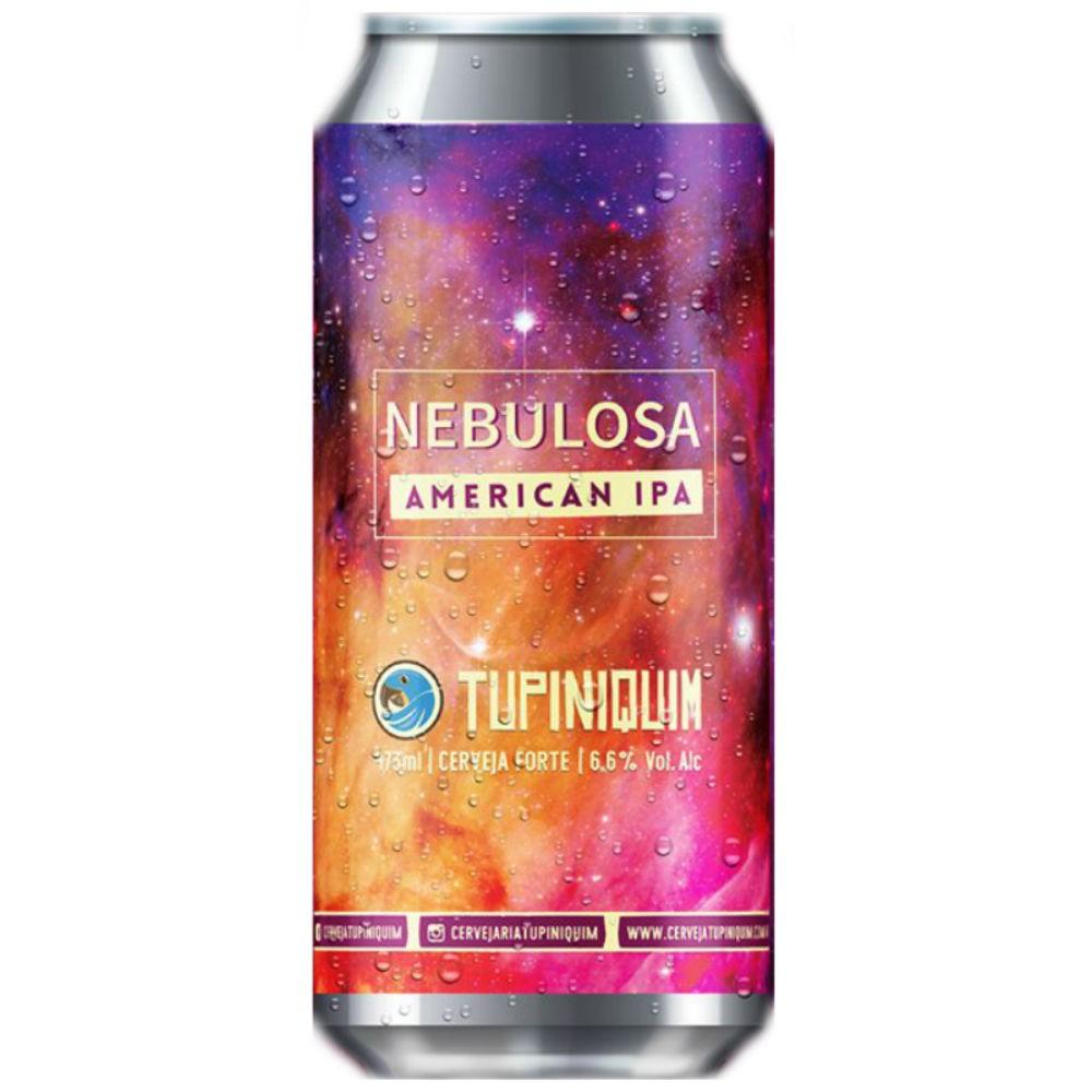 Tupiniquim Nebulosa Lata 473ml American IPA