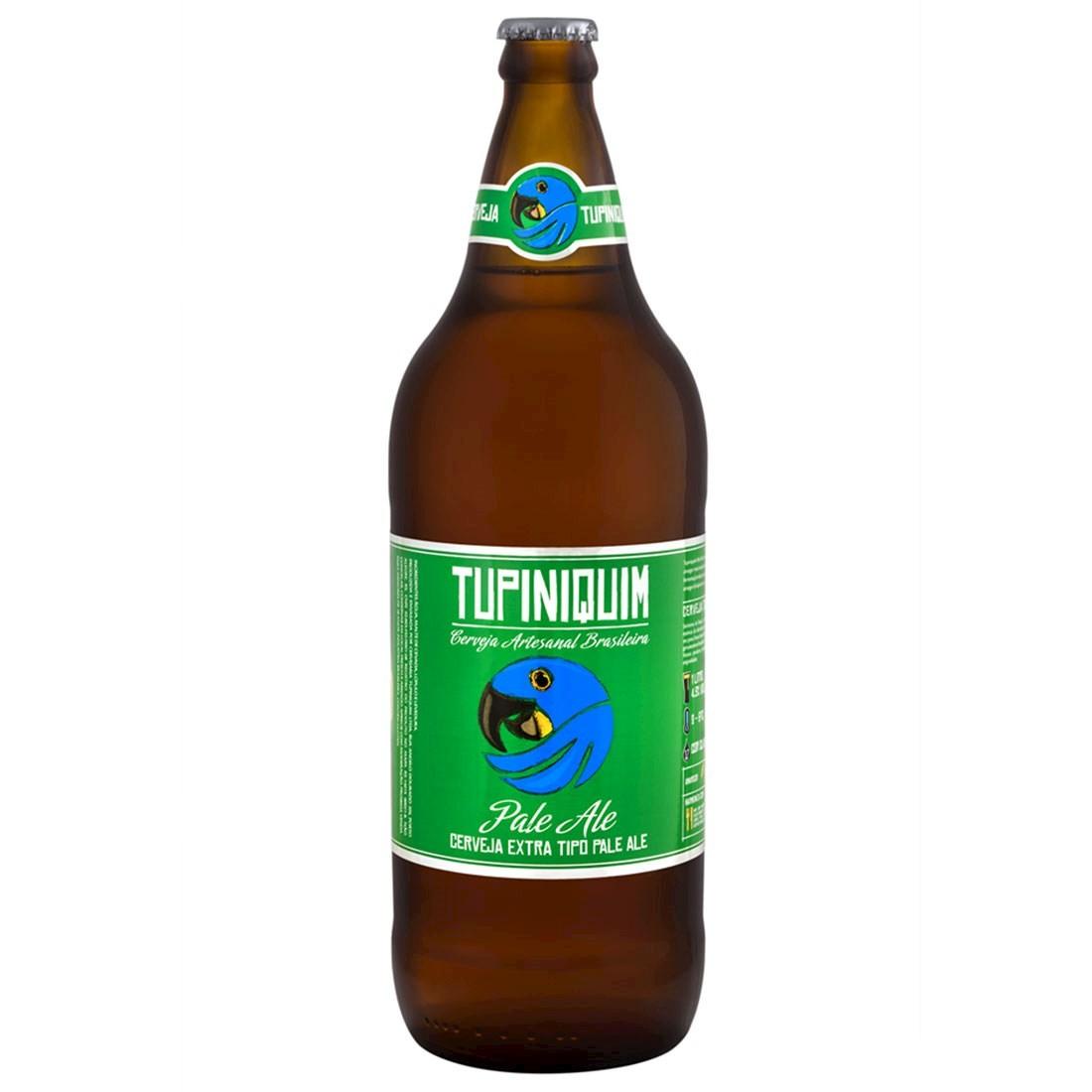 Tupiniquim Pale Ale 1L