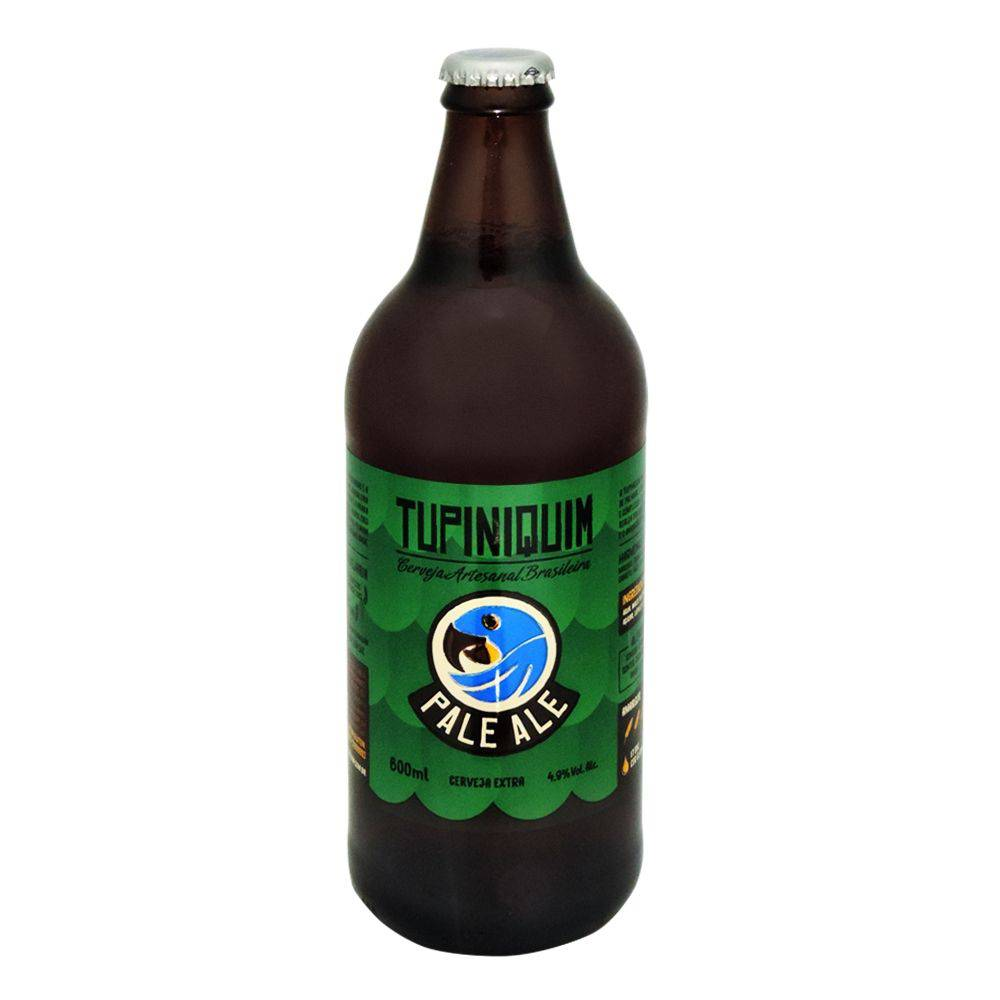 Tupiniquim Pale Ale 600ml