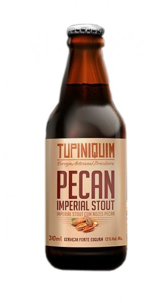 Tupiniquim Pecan 310ml Imperial Stout