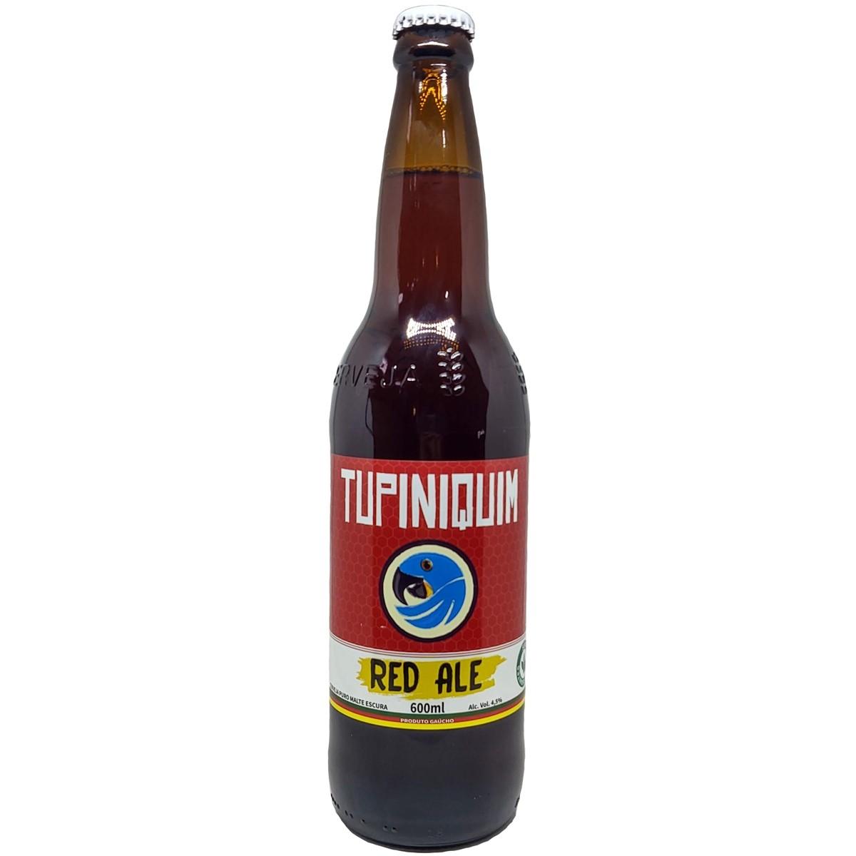 Tupiniquim Red Ale 600ml