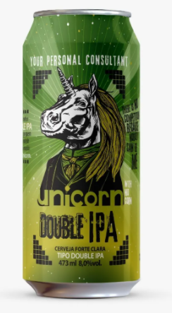Startup Unicorn Double IPA 473ml