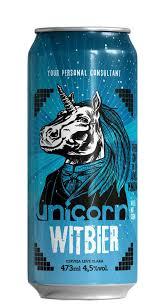StartUp Unicorn Witbier Lata 473ml