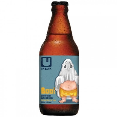 Urbana Boo 300ml American Wheat