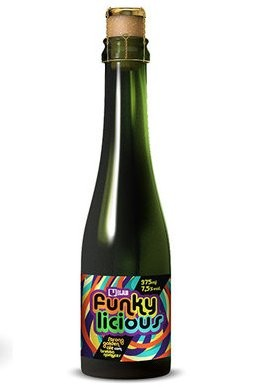 Urbana Funkylicious 375ml Golden Strong Ale c/ Brett