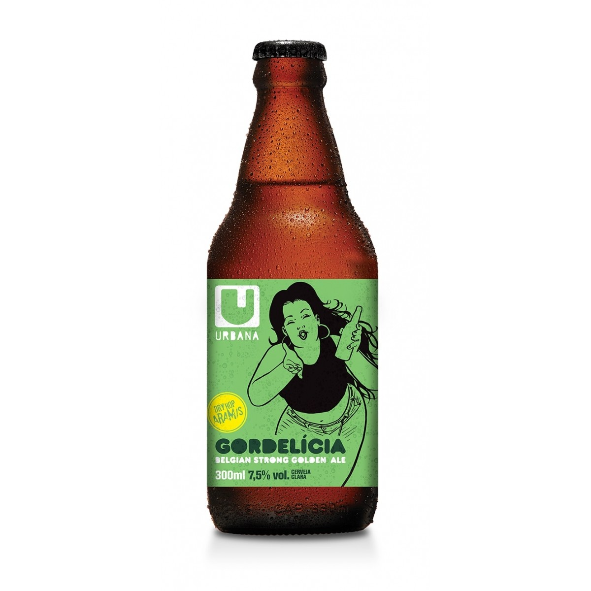 Urbana Gordelícia Aramis 300ml Golden Strong Ale