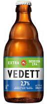 Vedett Session IPA 330ml - VENCIMENTO 30/08/2019