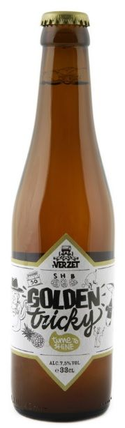 Verzet Golden Tricky 330ml IPA