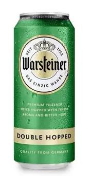 Warsteiner Double Hopped Lata 500ml