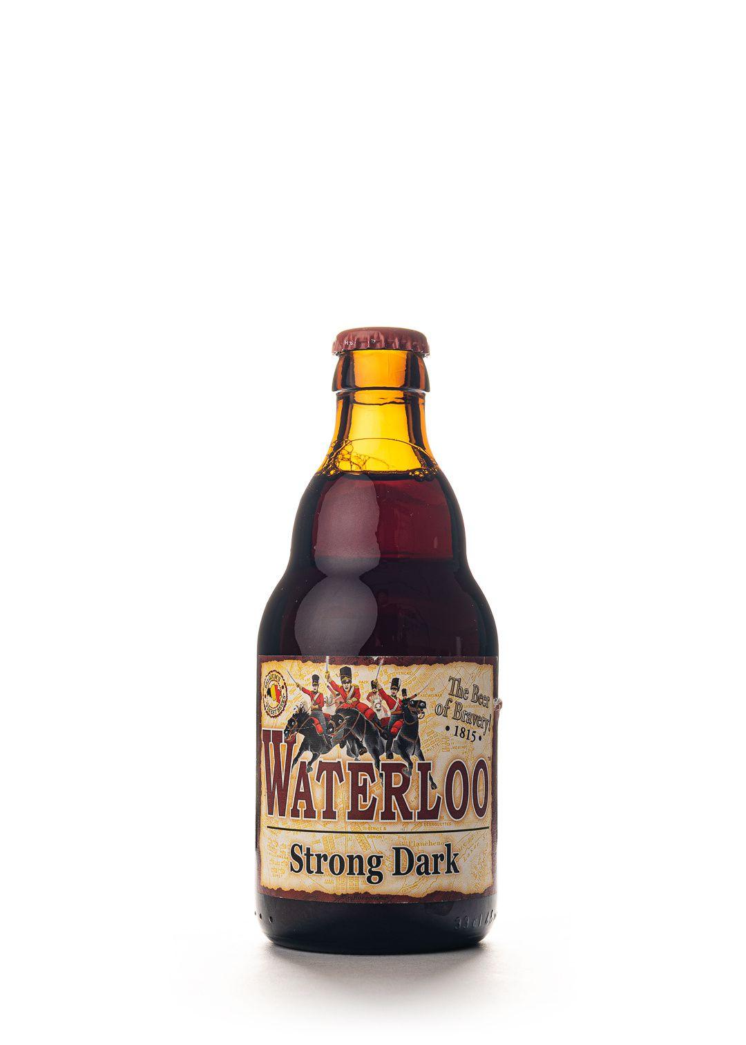Waterloo  Belgian Strong Ale 330ml