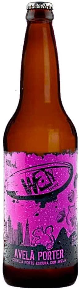 Way Beer Avelã Porter 600ml