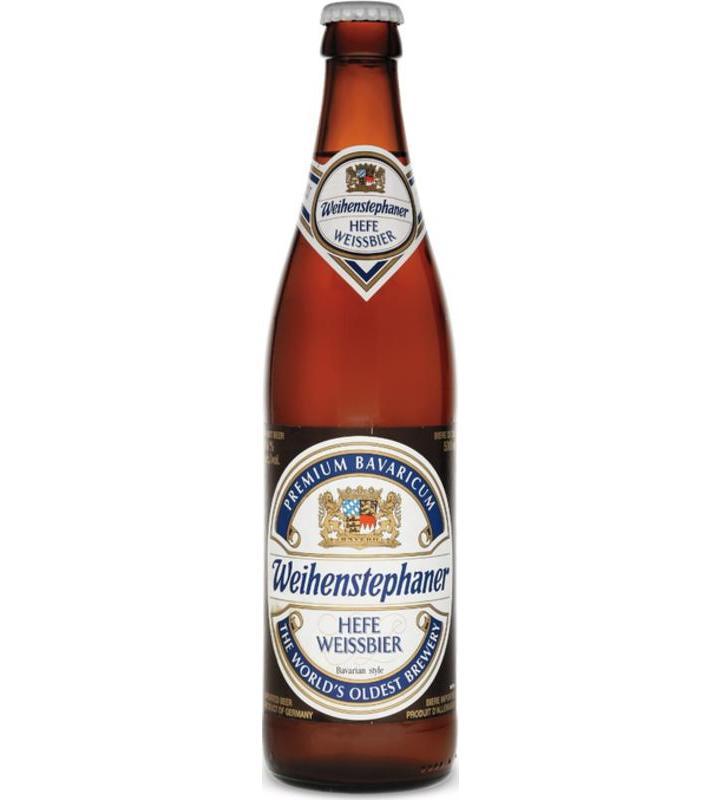 Weihenstephaner Hefe Weiss 500ml