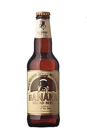 Wells Banana Bread 330ml Fruit Beer