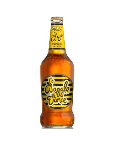 Wells Waggle Dance 500ml Specialty Ale