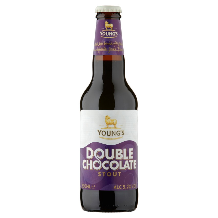 Youngs Double Chocolate Stout 330ml
