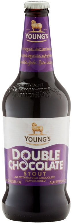 Youngs Double Chocolate Stout 500ml