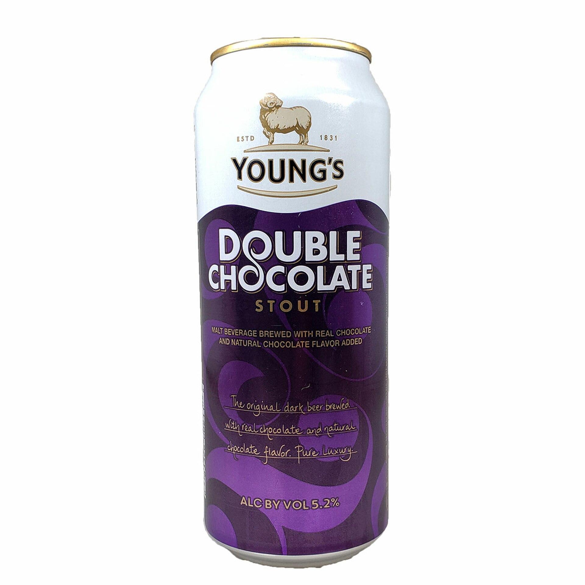 Young´s Double Chocolate Stout Nitro Lata 440ml