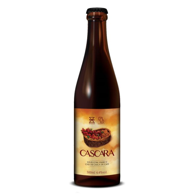 Zalaz Cascara 500ml Sour Ale