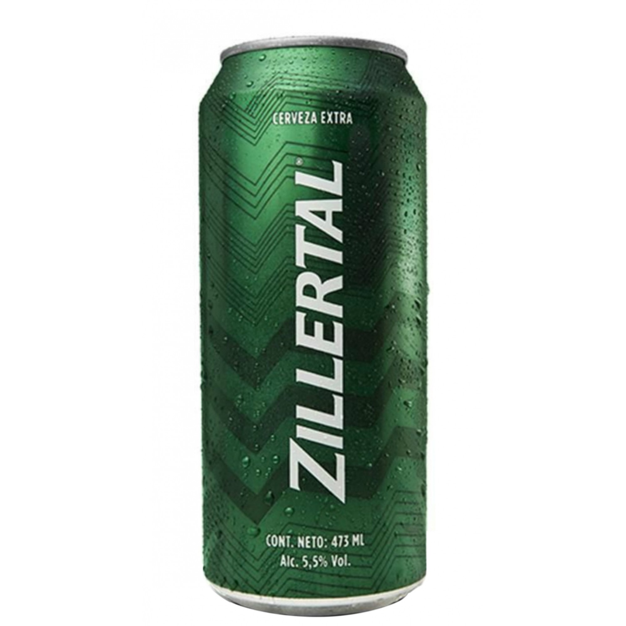 Zillertal Premium Lager Lata 473ml