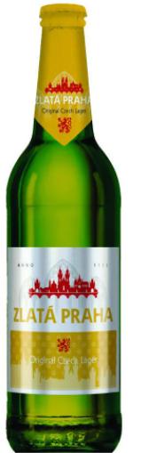 Zlata Praha Lager 500ml