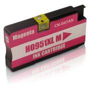 Cartucho  HP 951XL 951 CN047A Magenta | Officejet Pro 8600W 8100 Pro 251DW Compatível
