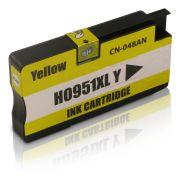 Cartucho HP 951XL 951 CN048A Amarelo | Pro 8100 Pro 8600W  251DW Compatível