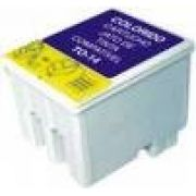 CARTUCHO EPSON TO14 TO 14 COLOR COMPATIVEL STYLUS 480/580/C20/C40.