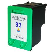 CARTUCHO 93 COLORIDO COMPATIVEL  5440/OFFICEJET 6310/PHOTOSMART C3180/C3140/C3150/1510/C4140/C4150/C4180