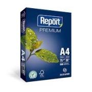 Papel Sulfite A4 Report Premium 75g 500 Folhas Suzano