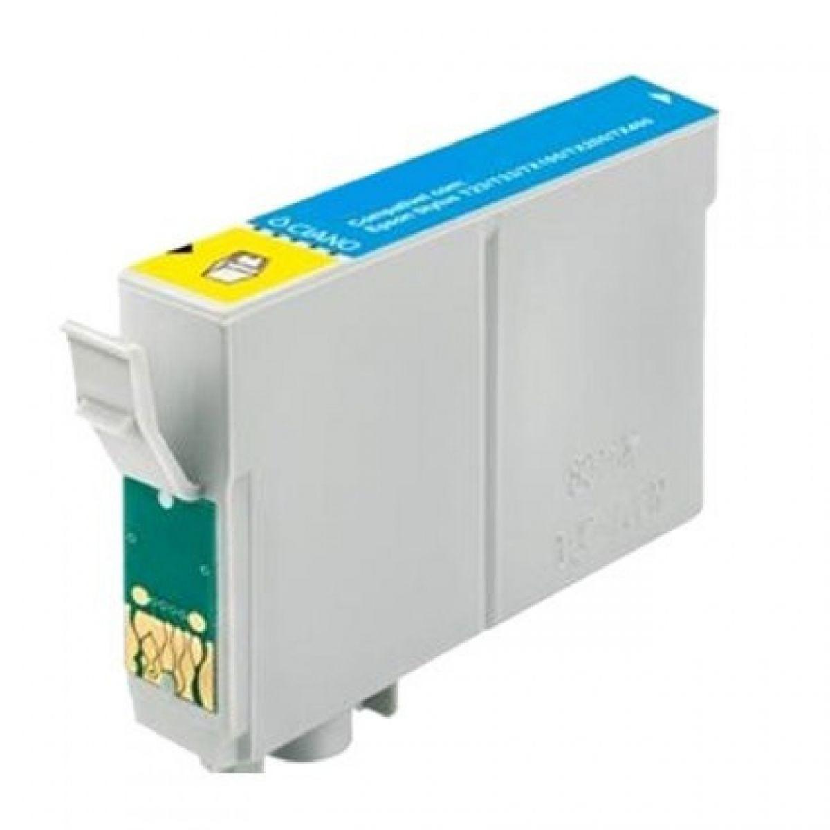 Cartucho Epson T103 T1032 T103220 azul | TX550FW TX600FW T40W T1110 | Compatível