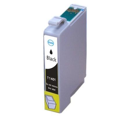 Cartucho Epson T140120 | T1401 | Preto | TX620FWD | TX560WD | T42WD |COMPATIVEL