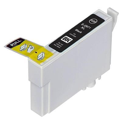 Cartucho Epson T2971 T296 Preto para Expression XP-231 XP-431 Preto Compatível