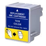 CARTUCHO EPSON TO39 TO 39  COLOR COMPATIVEL  STYLUS C43/C45/CX1500.