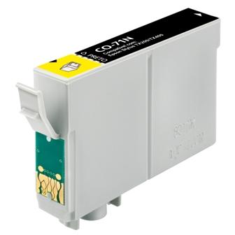 CARTUCHO EPSON TO631 TO 631 PRETO COMPATIVEL STYLUS C67/C87/CX4700/CX3700/CX4100/CX7700.