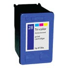 CARTUCHO HP 8728 28A COLORIDO COMPATIVEL HP DESKJET 3320/3520/3650/3420/3845/3425/3550/OFFICEJET 4215/4355/4315