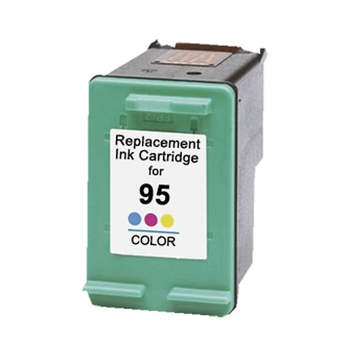 CARTUCHO 95 COLORIDO COMPATIVEL DESKJET 9800/OFFICEJET 6310/7410/PHOTOSMART C4140/C4150/C4180