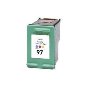 CARTUCHO 97 COLORIDO COMPATIVEL DESKJET PSC2355/2610/P8450/6540/7310/1610