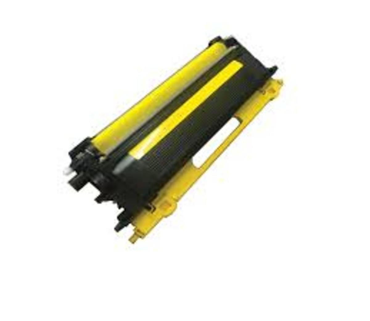 TONER TN 115 YELLOW COMPATÍVEL PREMIUM -  Rendimento de até 4.000  impressões para uso em DCP-9040CN 9040, HL-4070CDW 4070, MFC-9440CN 9440, DCP9045CN DCP-9045CN 9045, HL4040CDN HL-4040CDN,