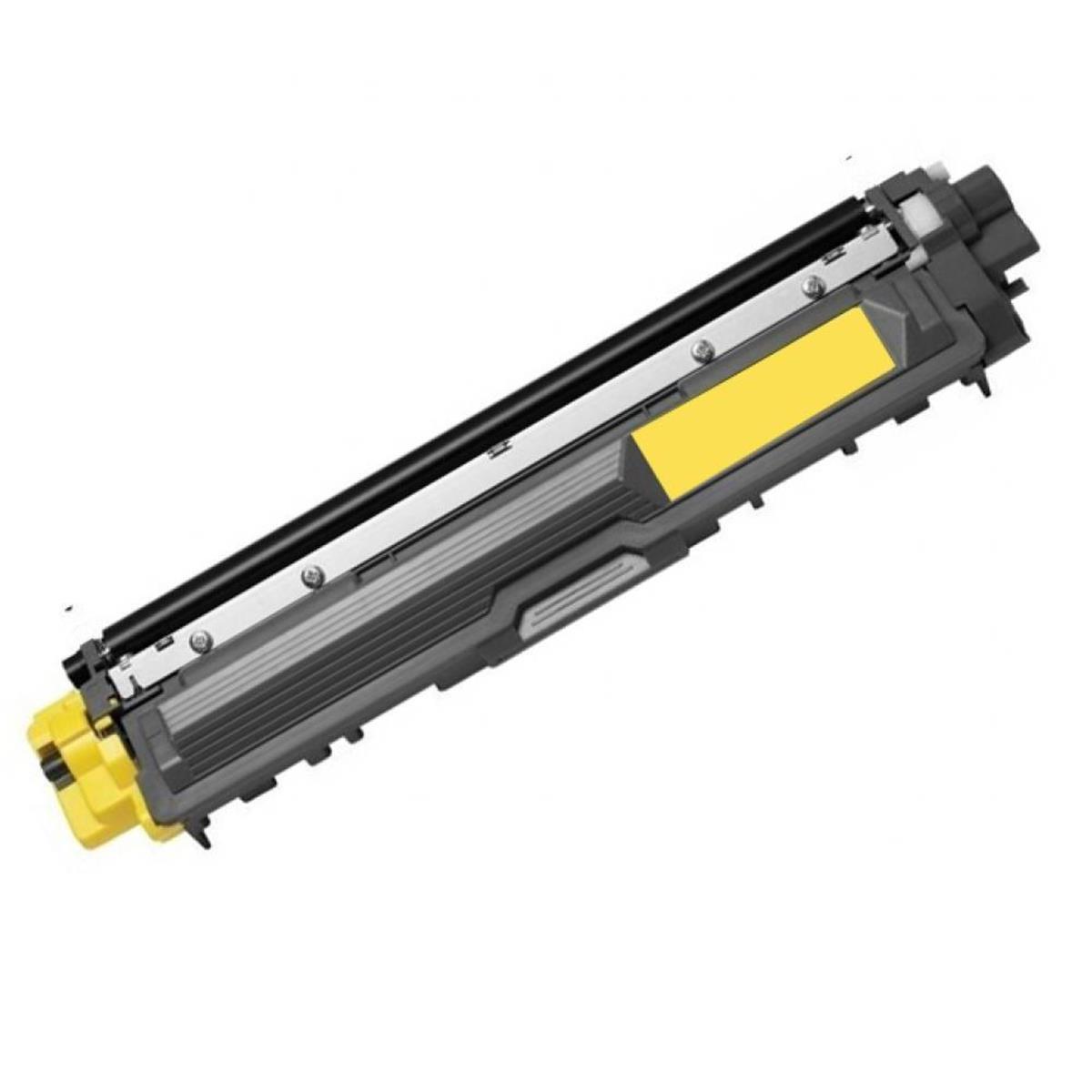 Toner Brother TN-221Y TN221 Amarelo | HL3140 HL3170 MFC9130 MFC9330 MFC9020 | Premium 1.4k